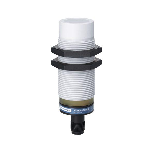 سنسور خازنی بدنه پلاستیکی