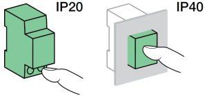 کلید مينياتوری سه پل 6 آمپر اشنایدر الکتریک